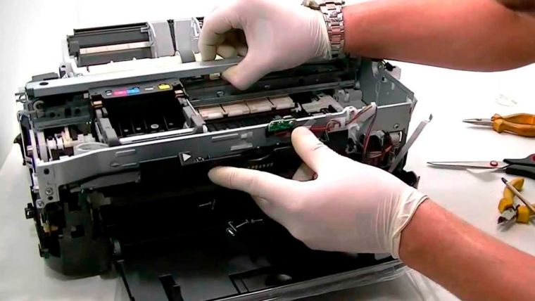 Reparo em Impressoras